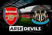 Arsenal vs Newcastle United, Arsenal v Newcastle