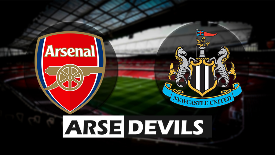 Arsenal vs Newcastle United, Arsenal v Newcastle