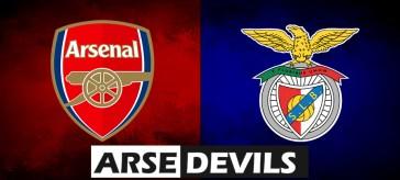 Arsenal v Benfica