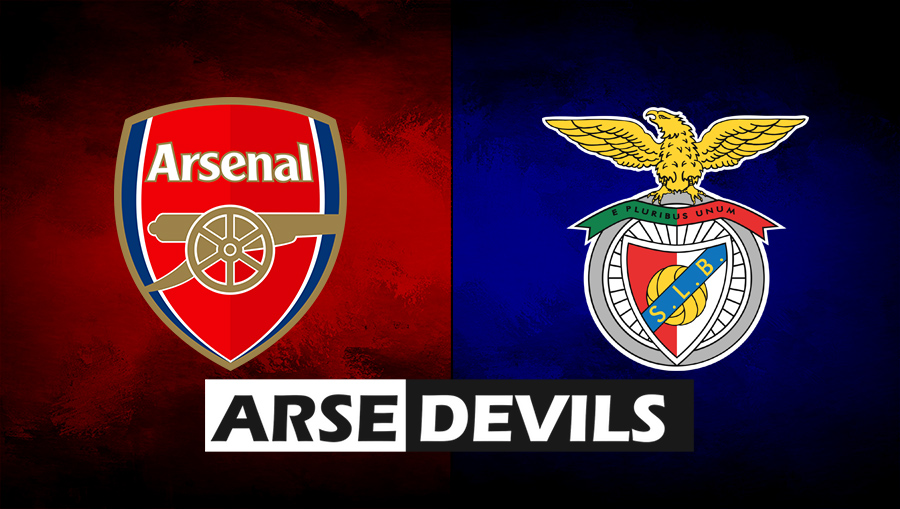 arsenal vs benfica - photo #44