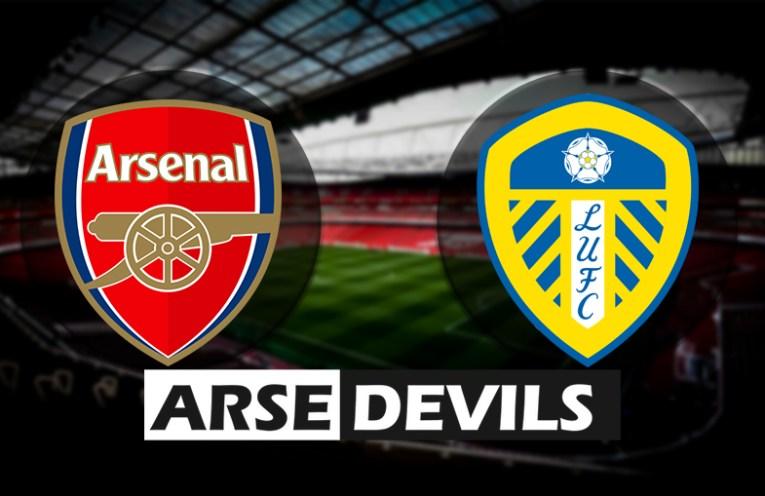 Arsenal vs Leeds