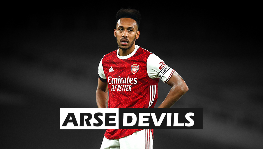 Aubameyang captaincy, Arsenal