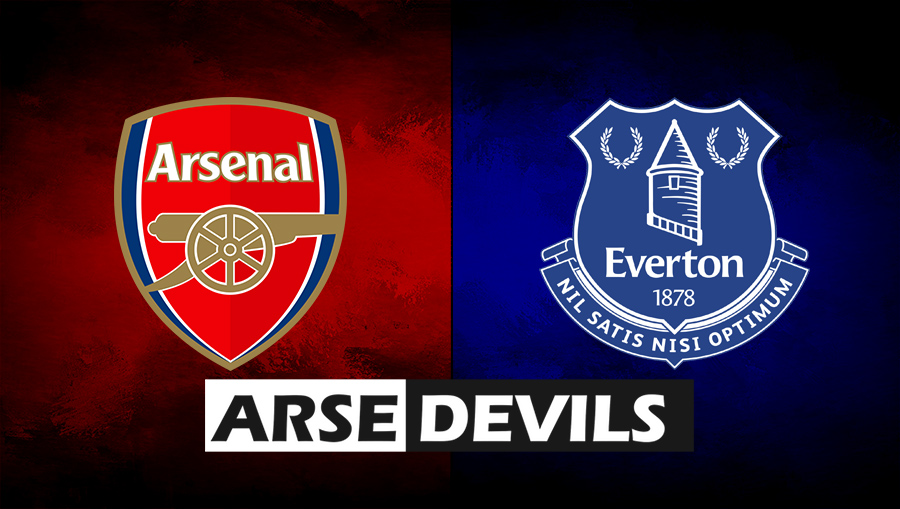 Arsenal vs Everton