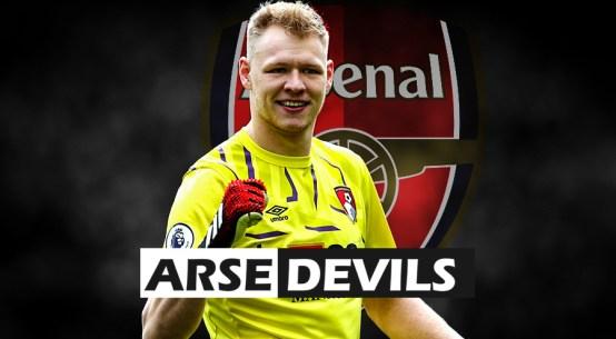 Aaron Ramsdale, Arsenal
