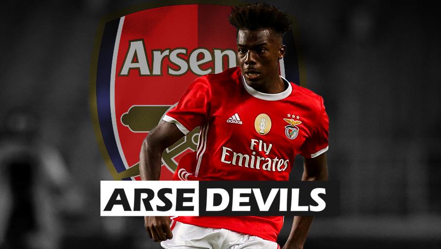 Nuno Tavares, Arsenal