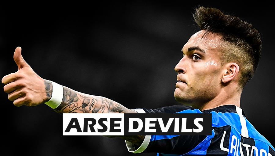 Lautaro Martinez, Arsenal, Inter Milan