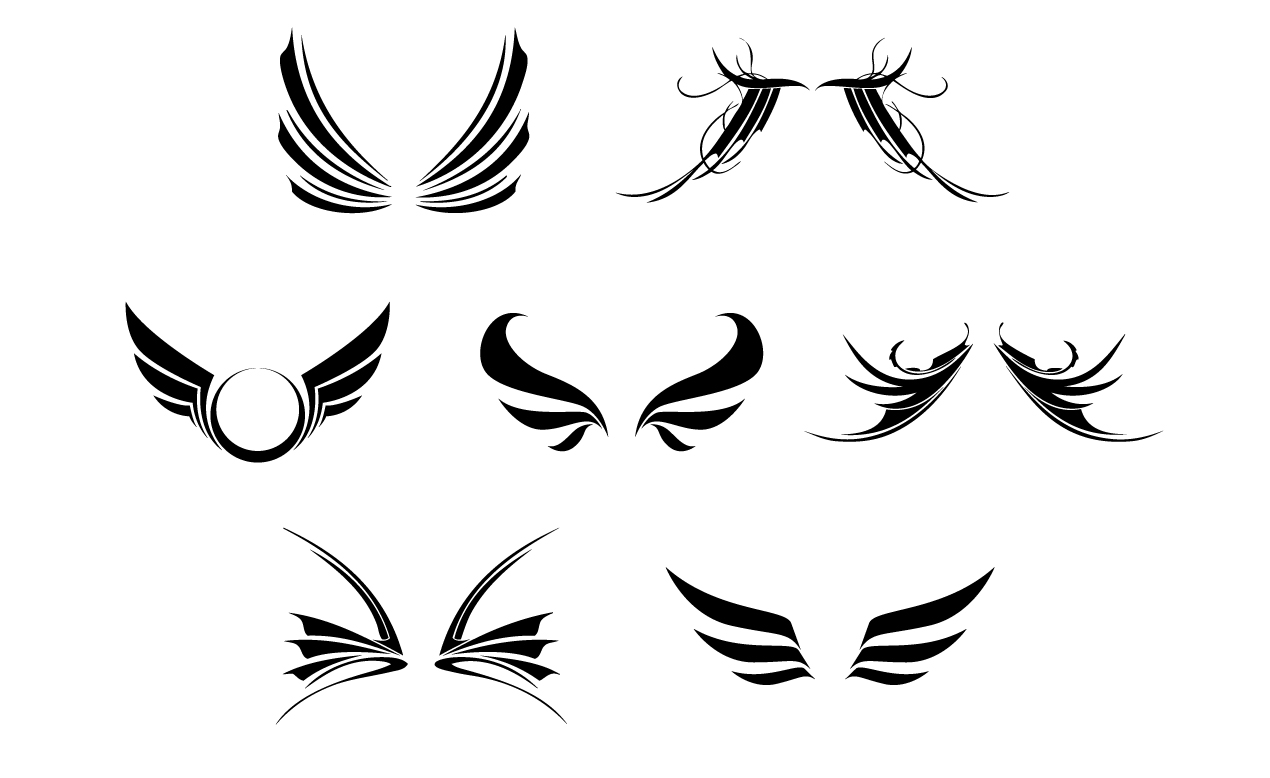 Wing Vector Set