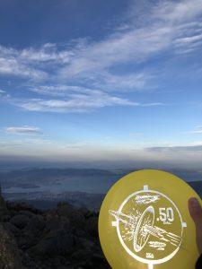 Arsenal Discs 50 Cal at Mount Wellington
