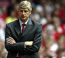 Arsenal manager Arsene Wenger has much to think about