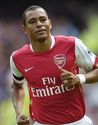 Gilberto Silva had his best season for years