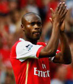 Gallas' unavailability has been more costly than Thierry Henry's