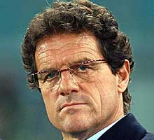 Capello has been criticised despite his success