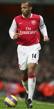 I've said it before and I'll say it again - Thierry Henry will be at Arsenal next season
