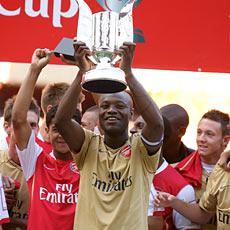 Playing 4-5-1 may bring Arsenal more success this season
