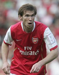 Hleb will be out for three weeks