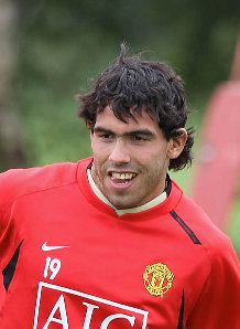 Carlos Tevez: the key for United?