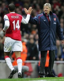 Arsenal possess more variety without Henry in the side