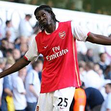 Adebayor has found his scoring touch