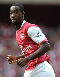 Djourou's opportunities at Arsenal have been limited this season