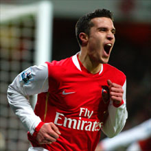 Van Persie can make a big difference for Arsenal