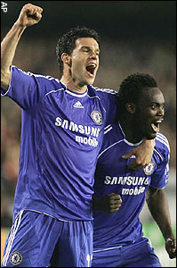 Ballack and Essien mean I'm happier to be a Blue for a day then a Red Devil