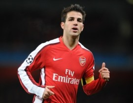 Cesc is back!