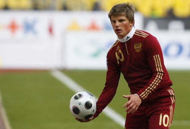 Arshavin should lead Russia to play-off glory over Slovenia