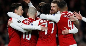 Aaron Ramsey hints at Arsenal stay