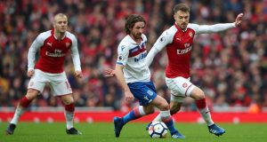 Arsenal have offered Aaron Ramsey new five year contract