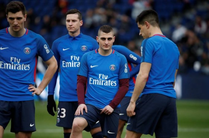 Arsenal urged to sign Marco Veratti