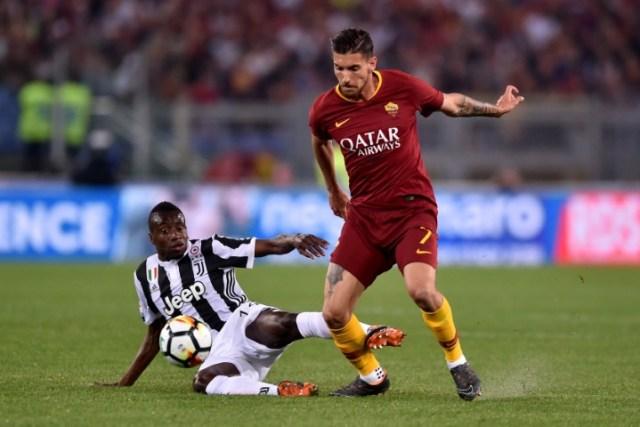Lorenzo Pellegrini Top Arsenal transfer target