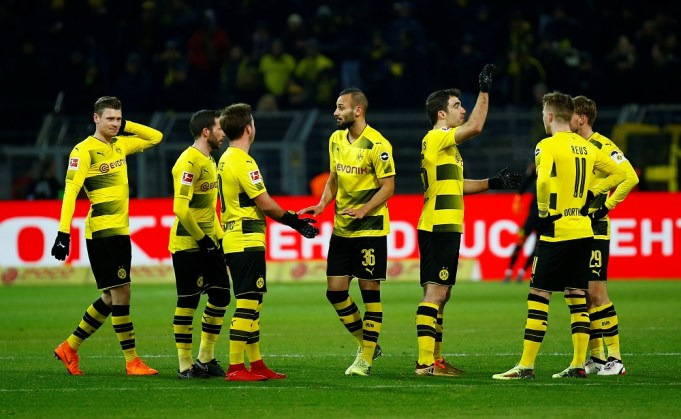Arsenal have made first contact with Borussia Dortmund star