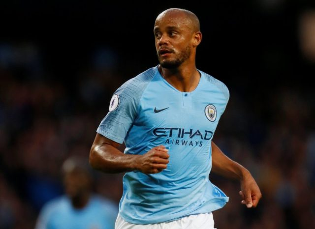 Players who rejected Arsenal Vincent Kompany