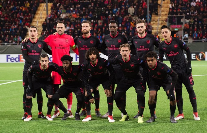 Arsenal ace responds to club exit rumours