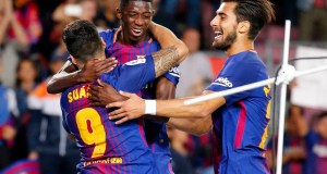 Arsenal linked with a move for Barcelona ace