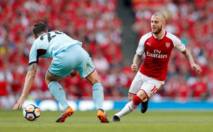 Unai Emery reveals why Arsenal released Jack Wilshere