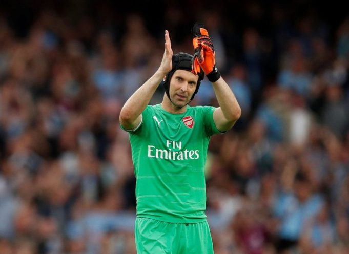Arsenal-great-reveals-why-Petr-Cech-is-given-the-nod-ahead-of-Bernd-Leno