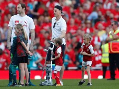 Laurent Koscielny opens up about his future with Arsenal