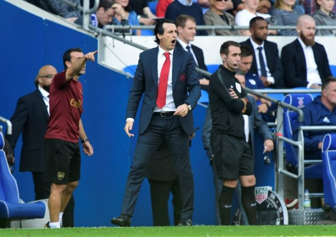 Arsenal legend has urged the fans to be patient with Unai Emery