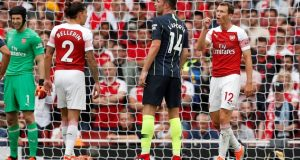 Arsenal star has denied reports of retirement
