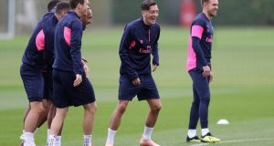 Arsenal star insists that the club have enough big personalities to succeed this season
