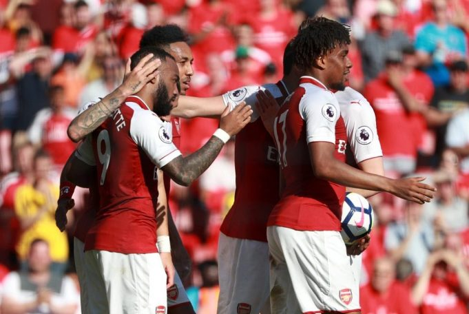 Arsenal urged to play duo together in this season
