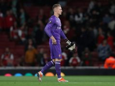 Bernd Leno talks about his rivalry with Petr Cech for a starting place