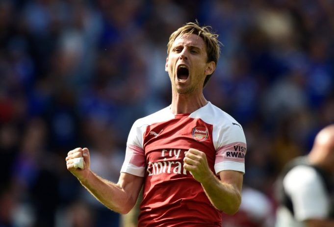 Nacho Monreal lifts the lid on Mesut Ozil's relationship with Unai Emery