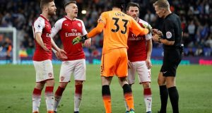 Unai Emery is confident that Arsenal star will give his best for the club