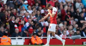 Arsenal star wants Aaron Ramsey to stay at the club
