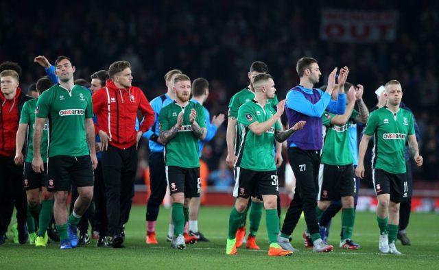 Arsenal Biggest FA Cup Wins & Losses Lincoln City