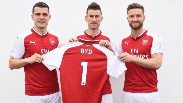 Arsenal Car Sponsors