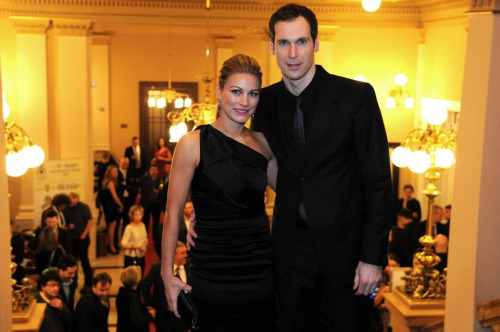Arsenal Players Wives And Girlfriends Petr Cech