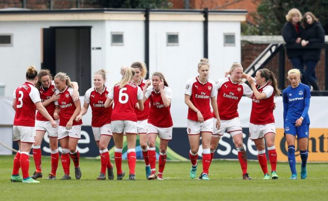 Arsenal Women's Team